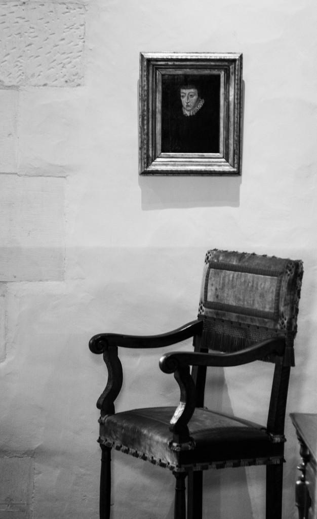 ChairB&W
