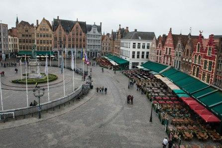 Main Square, Bruges