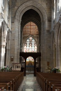 Nave before