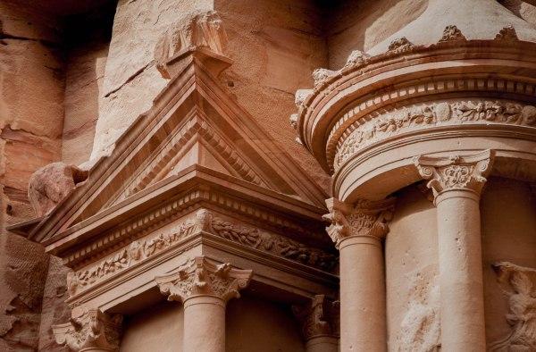 Petra after